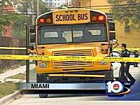 Miami-Dade School Bus Hijacking