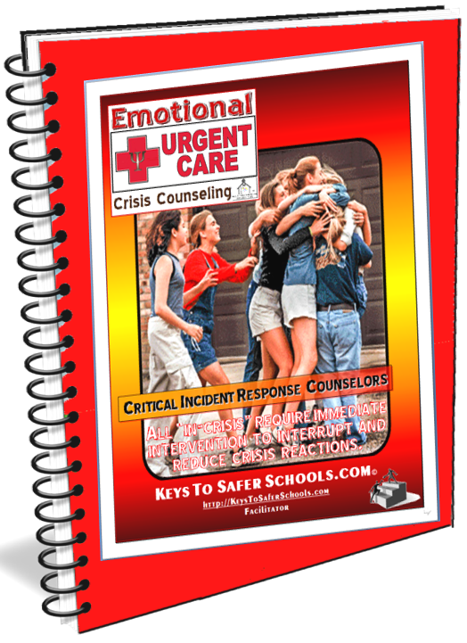 Emotional Urgent Care (EUC): Critical Incident Counseling