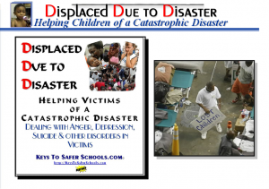 Click to learn more about his needed training!!  Displaced Due to Disaster