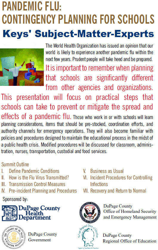 Pandemic for schools