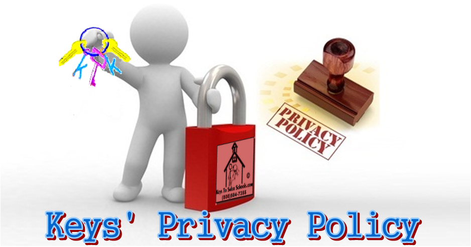 Keys' Privacy Policy