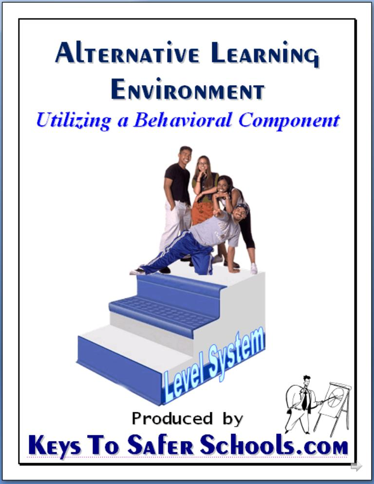 Developing an Effective Alternative Learning Enviroment
