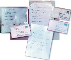 Suspicious Mail - Anthrax
