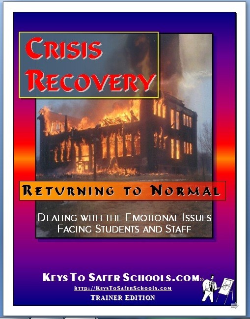Crisis Recovery Training